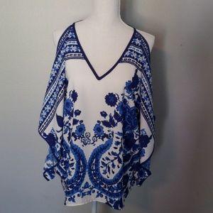 Venus tunic blouse